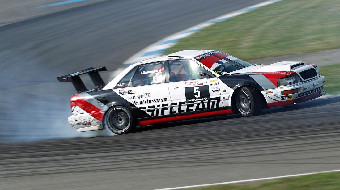 Florian Zimmermann, Drifter5DriftChallenge, High Performance Days 2012, Hockenheimring