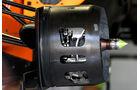 Force India-Bremse - GP Brasilien - 24. November 2011