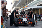 Force India - Formel 1 - GP Abu Dhabi - 20. November 2014