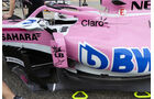 Force India - Formel 1 - GP Bahrain - 5. April 2018