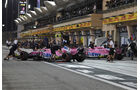 Force India - Formel 1 - GP Bahrain - 7. April 2018