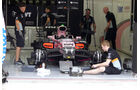 Force India - Formel 1 - GP Bahrain - Sakhir - Training - Freitag - 14.4.2017