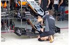 Force India - Formel 1 - GP Brasilien- 14. November 2015