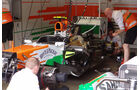 Force India - Formel 1 - GP Deuschland - 5. Juli 2013