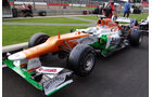 Force India - Formel 1 - GP England - Silverstone - 5. Juli 2012