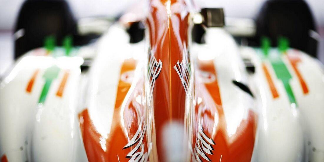 Force India  - Formel 1 - GP Indien - 25. Oktober 2012