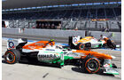 Force India - Formel 1 - GP Japan 2013