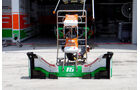 Force India - Formel 1 - GP Malaysia - 20. März 201