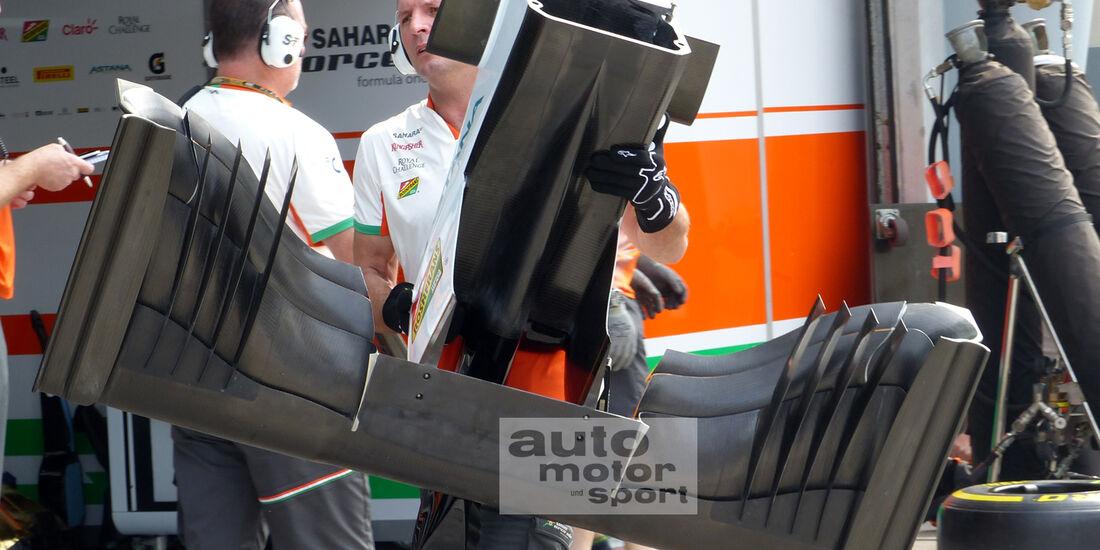 Force India - Formel 1 - GP Malaysia - Sepang - 29. März 2014