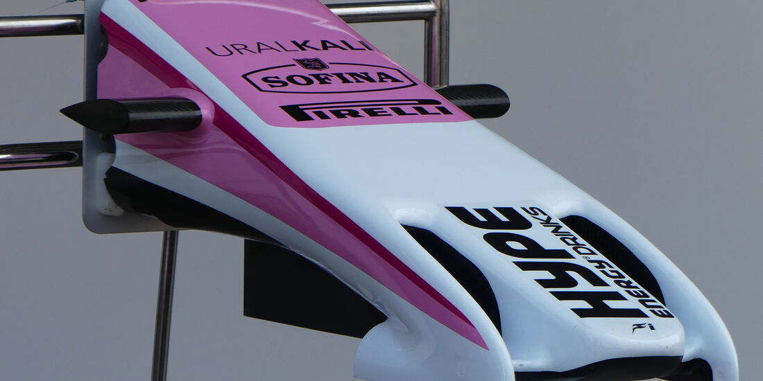 Force India - Formel 1 - GP Mexiko - 24. Oktober 2018