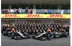 Force India - Formel 1 - GP Mexiko - 31. Oktober 2015