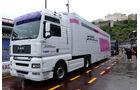 Force India - Formel 1 - GP Monaco - Mittwoch - 22.5.2018