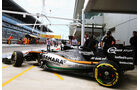 Force India - Formel 1 - GP Russland - 29. April 2016