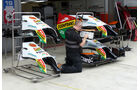 Force India - Formel 1 - GP Russland - Sochi - 8. Oktober 2014