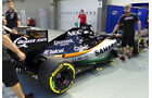 Force India - Formel 1 - GP Singapur - 17. September 2015