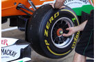Force India - Formel 1 - GP Spanien - 9. Mai 2013