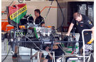 Force India - Formel 1 - GP USA - 30. Oktober 2014