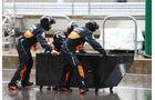 Force India - Formel 1 - GP USA - Austin - Formel 1 - 24. Oktober 2015