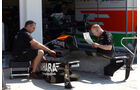 Force India - Formel 1 - GP Ungarn - 24. Juli 2014