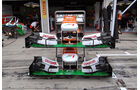 Force India - Formel 1 - GP Ungarn - 25. Juli 2013