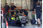 Force India - Formel 1 - GP Ungarn - 25. Juli 2014