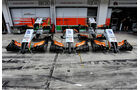 Force India - Formel 1 - GP Ungarn - Budapest - 24. Juli 2014