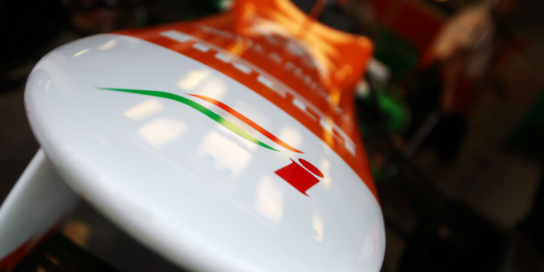 Force India - Formel 1 - GP Ungarn - Budapest - 27. Juli 2012