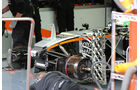 Force India - Formel 1-Test - Barcelona - 25. Februar 2016