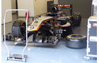 Force India - Formel 1-Test - Barcelona - 27. Februar 2015