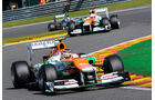 Force India GP Belgien 2012