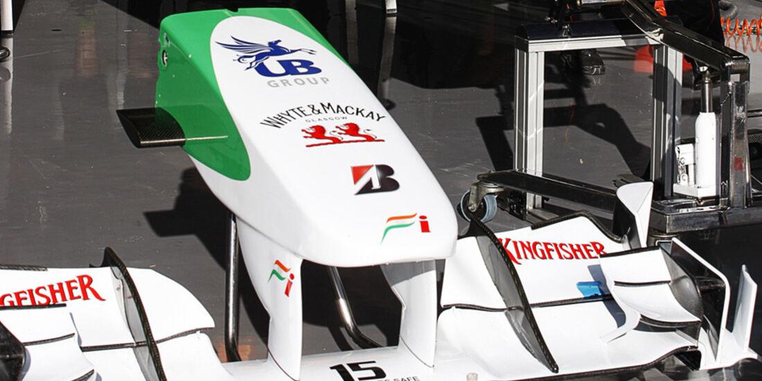 Force India GP Belgien