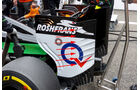 Force India - GP China 2014 - Technik
