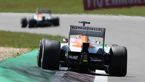 Force India - GP Deutschland 2013