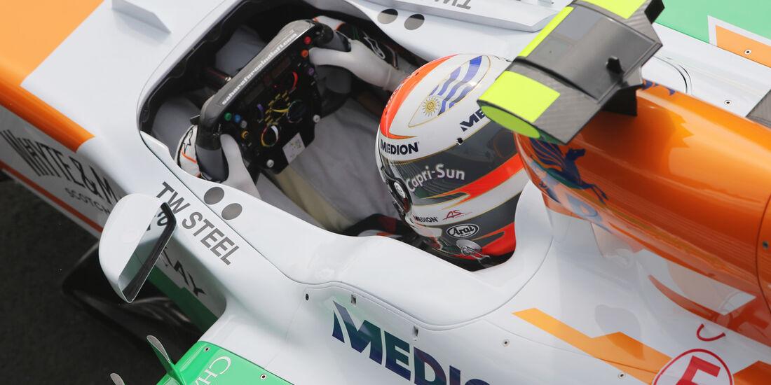 Force India - GP England 2013