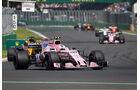 Force India - GP Mexiko 2017