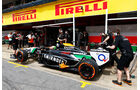 Force India - GP Spanien 2014