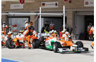 Force India GP USA 2012