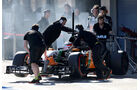Force India - Jerez-Test 2014
