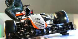 Force India - Präsentation - 2015