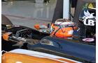 Force India - Technik - Bahrain Test 2 - 2014