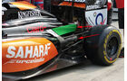 Force India - Technik - GP Malaysia 2014
