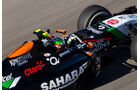 Force India - Technik - GP USA/Brasilien 2014