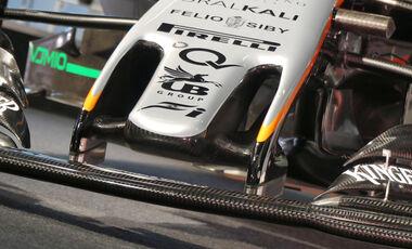 Force India VJM10 für 2017