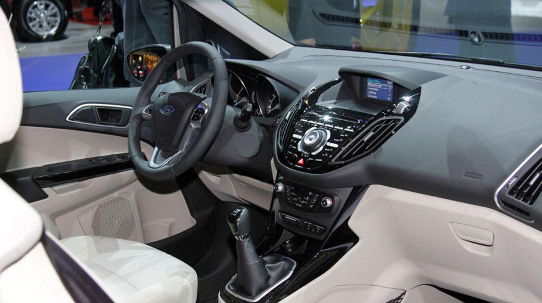 Ford B-Max, Genf 2012