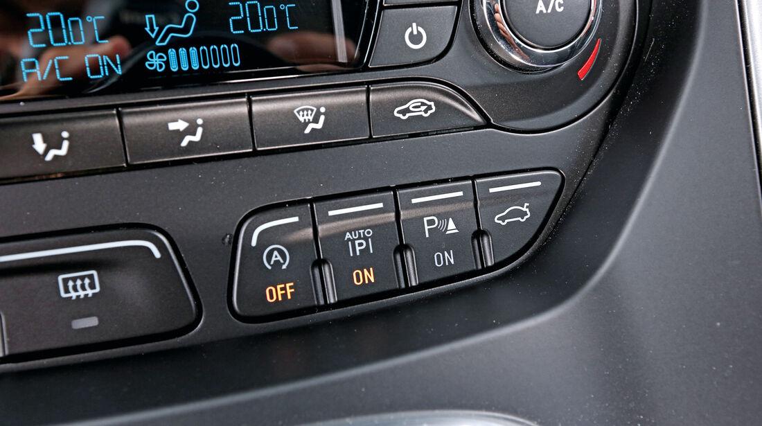 Ford C-Max 1.6 TDCi, Bedienelemente