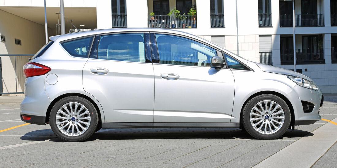 Ford C-Max 2.0 TDCI, Seitenansicht