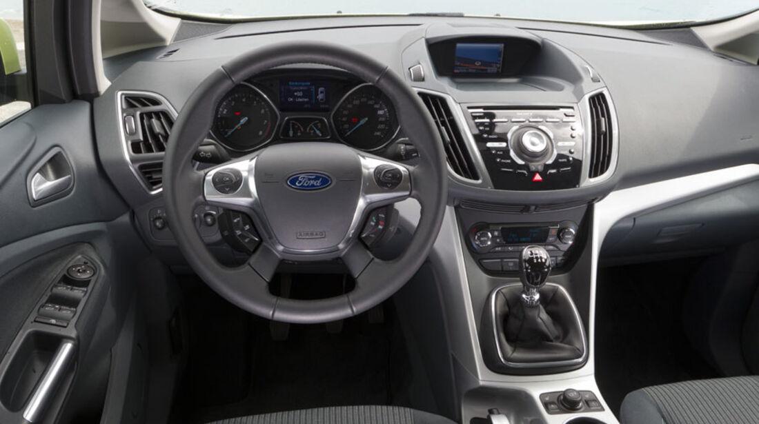Ford C-Max, Cockpit