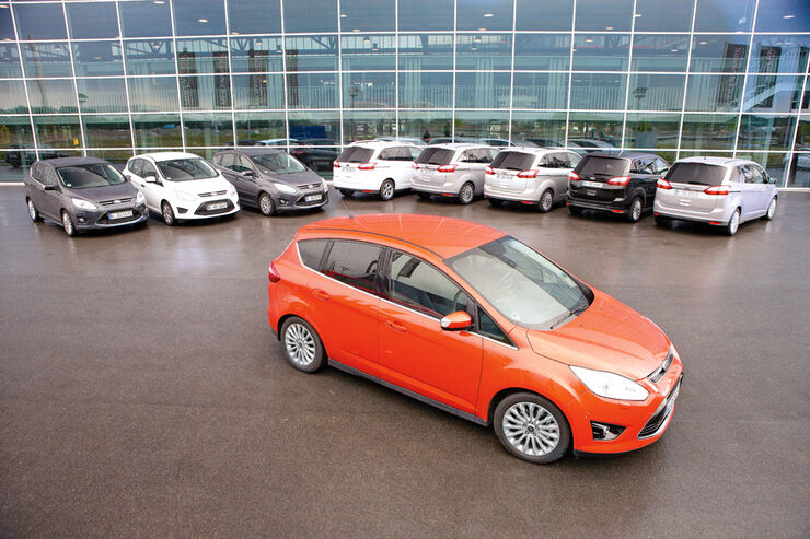 Ford C-Max, Ford Grand C-Max