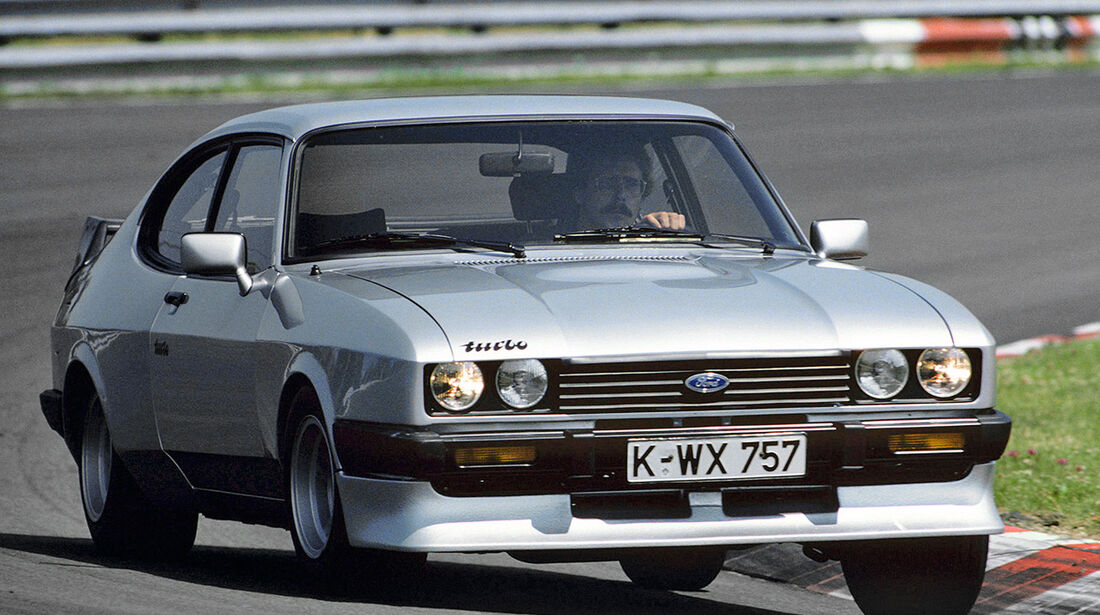 Ford Capri III Turbo