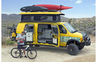 Ford E-Series 4x4 Sportsmobile Custom Camper